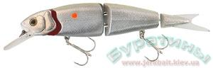 Воблер Savage Gear 4Play Herring Lowrider 13см 28-Ghost Silver UV