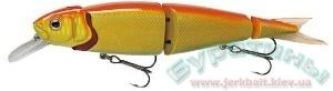 Воблер Savage Gear 4Play Herring Lowrider 13см 20-Fluo Orange&Gold