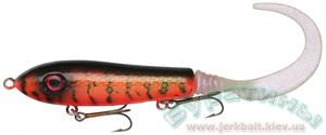 Джеркбейт Svartzonker McTail V2 26cm C4-Red Tiger