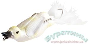 Воблер Savage Gear 3D Hollow Duckling weedless L 10 см 04-White