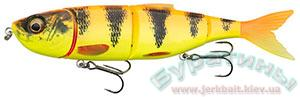 Джеркбейт Savage Gear 4Play V2 Swim&Jerk 135mm 06-Golden Ambulance