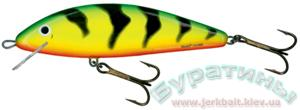 Джеркбейт Salmo Warrior Crank WC15F GT